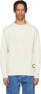 Off-White Thames Wool Tourist Sweater