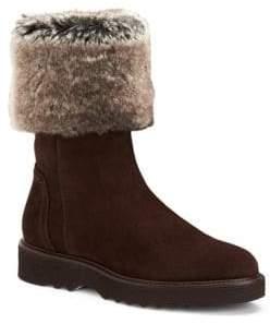 Aquatalia Kelly Faux Fur Boots