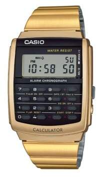 Casio Vintage Square Digital Watch
