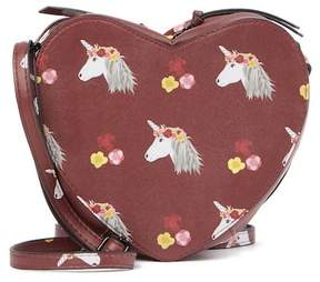 T-Shirt & Jeans Unicorn Heart Crossbody Bag