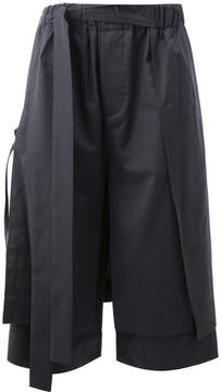 Craig Green voluminous cropped trousers