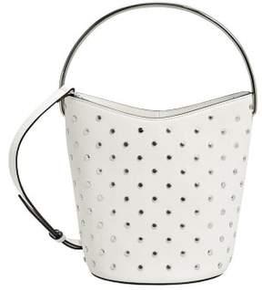 Violeta BY MANGO Studs handle bag
