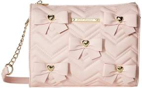 Betsey Johnson Bows Crossbody Cross Body Handbags