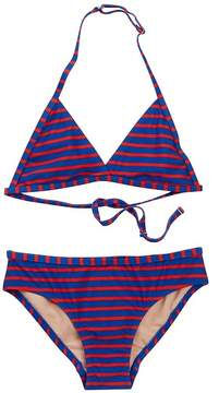 Toobydoo Ventimiglia Striped Bikini (Toddler, Little Girls, & Big Girls)