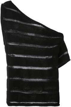 RtA one shoulder blouse