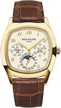 Patek Philippe Grand Complications Mechanical Cream Dial Men's Watch