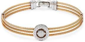 Alor Women's Diamond & 18K White GoldMulti-Strand Bracelet