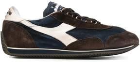 Diadora panelled retro sneakers