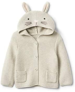 Gap Bunny Garter Hoodie Sweater