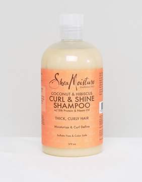 Shea Moisture Coconut and Hibiscus Curl & Shine Shampoo