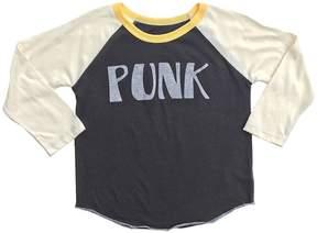 Rowdy Sprout Boy's Punk Raglan Tee