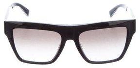 MCM Studded Tinted Sunglasses