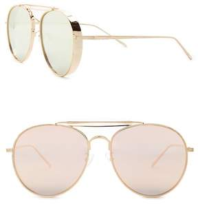 Cat Eye AQS Women's Fox Sunglasses