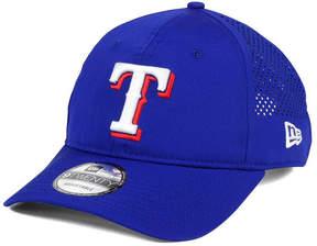 New Era Texas Rangers Perf Pivot 2 9TWENTY Adjustable Cap