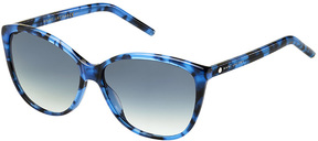 Safilo USA Marc Jacobs 69 Cat Eye Sunglasses