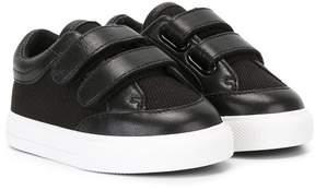 Burberry touch fastening sneakers
