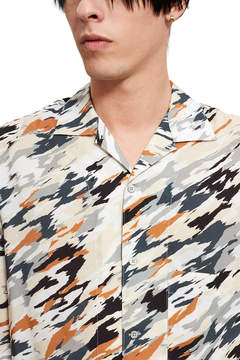 Lemaire Convertible Collar Shirt