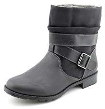 Sporto Women's Tendra Leather Ankle Boots.