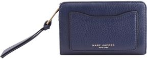 Marc Jacobs Recruit Wallet - BLU - STYLE