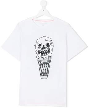 Stella McCartney Monster Ice Cream print T-shirt