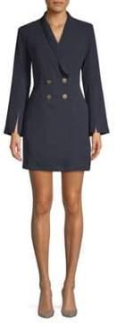 Alexia Admor Long-Sleeve Blazer Dress