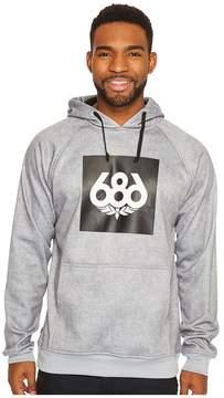 686 Knockout Bond Fleece Pullover Men's Clothing