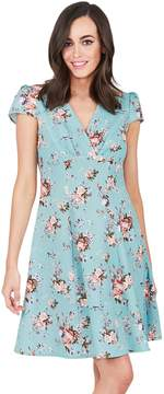 Betsey Johnson SWEETNESS FLORAL DRESS