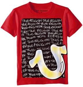 True Religion Color HS Tee Boy's T Shirt