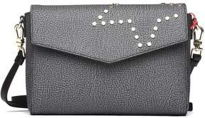 Borbonese Leather Crossbody Bag