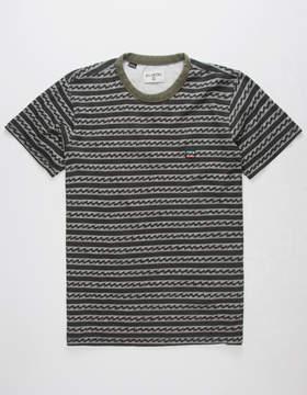 Billabong Resin Black Mens T-Shirt