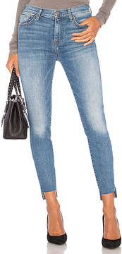 7 For All Mankind The HW Ankle Skinny With Step Hem.
