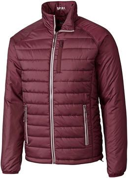 Cutter & Buck Burgundy Barlow Pass Puffer Jacket - Men