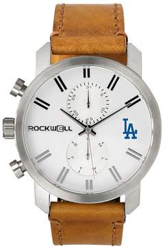 Rockwell Men's Los Angeles Dodgers Apollo Chronograph Watch