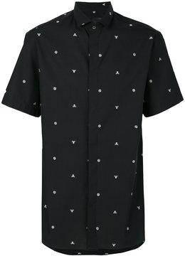 Philipp Plein embroidered Adorn shirt