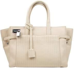 Zadig & Voltaire Candide Pink Leather Handbag
