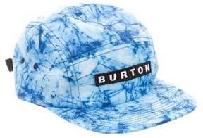 Burton Logo Tie-Dye Cap