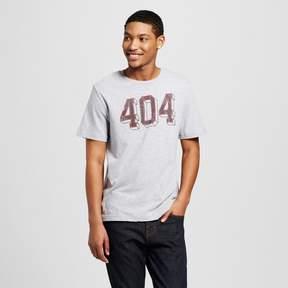 Awake Men's Atlanta 404 T-Shirt - Heather Gray