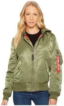 Alpha Industries MA-1 Natus Jacket Women's Coat