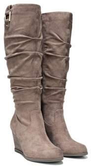 Dr. Scholl's Women's Poe Wide Calf Boot