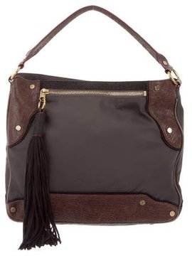 MZ Wallace Nylon & Leather Bag
