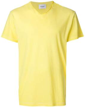 Dondup raw V-neck T-shirt