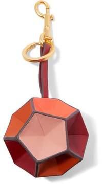 Anya Hindmarch Leather Keychain