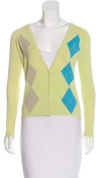 A.L.C. Long Sleeve Knit Cardigan