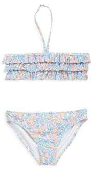 Ralph Lauren Toddler's Two-Piece Floral Bikini Set