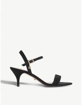 Dune Monnrow strappy suede sandals