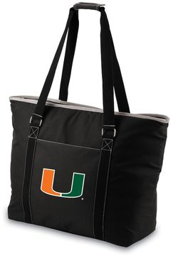 Picnic Time Tahoe Miami Hurricanes Insulated Cooler Tote
