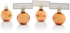 Bloomingdale's Glass Ball Place Card Holders, Set of 4 - 100% Exclusive