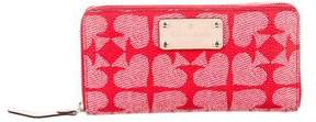 Kate Spade Devote Lacey Wallet - RED - STYLE
