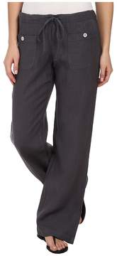 Allen Allen Linen Long Pant LL9497 Women's Casual Pants