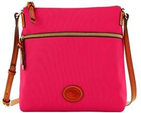Dooney & Bourke Nylon Crossbody Shoulder Bag - HOT PINK - STYLE